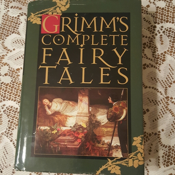 GRIMM'S COMPLETE FAIRY TALES HARDCOVER